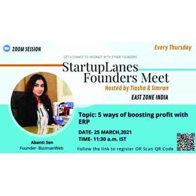 StartupLanes Founders Meet