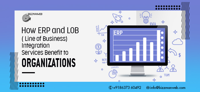 benefits of ERP & LOB to organizations