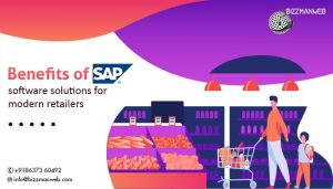 Benefits of SAP software solutions for modern retailers