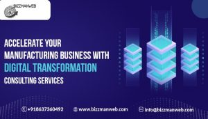 Accelerate your manufacturing business with digital