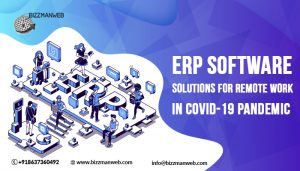ERP Software Solutions For Remote Work In COVID-19 Pandemic