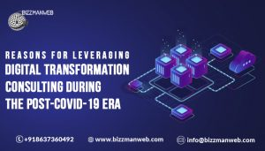 Reasons for Leveraging Digital Transformation Consulting