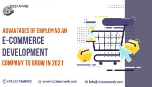 Advantages of An Ecommerce Development Company To Grow In