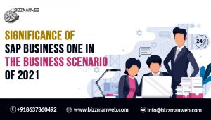 Significance of SAP Business One In The Business Scenario