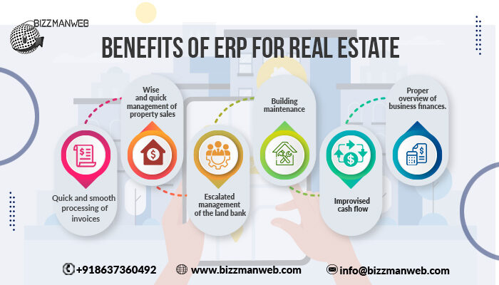 ERP for real estate