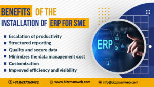 Benefits of the installation of ERP for SME